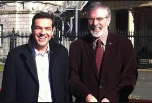 Syriza e Sinn Peinn