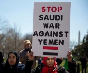 Iêmen contra a agressão saudita