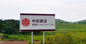 Empresa da construção civil na Angola