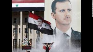 Presidente sírio al-Assad