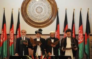 Cúpula do governo afegão