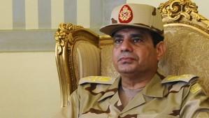 General golpista egípcio, al-Sisi