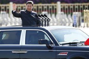 Xi na Inglaterra