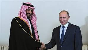 Sauditas e Russia